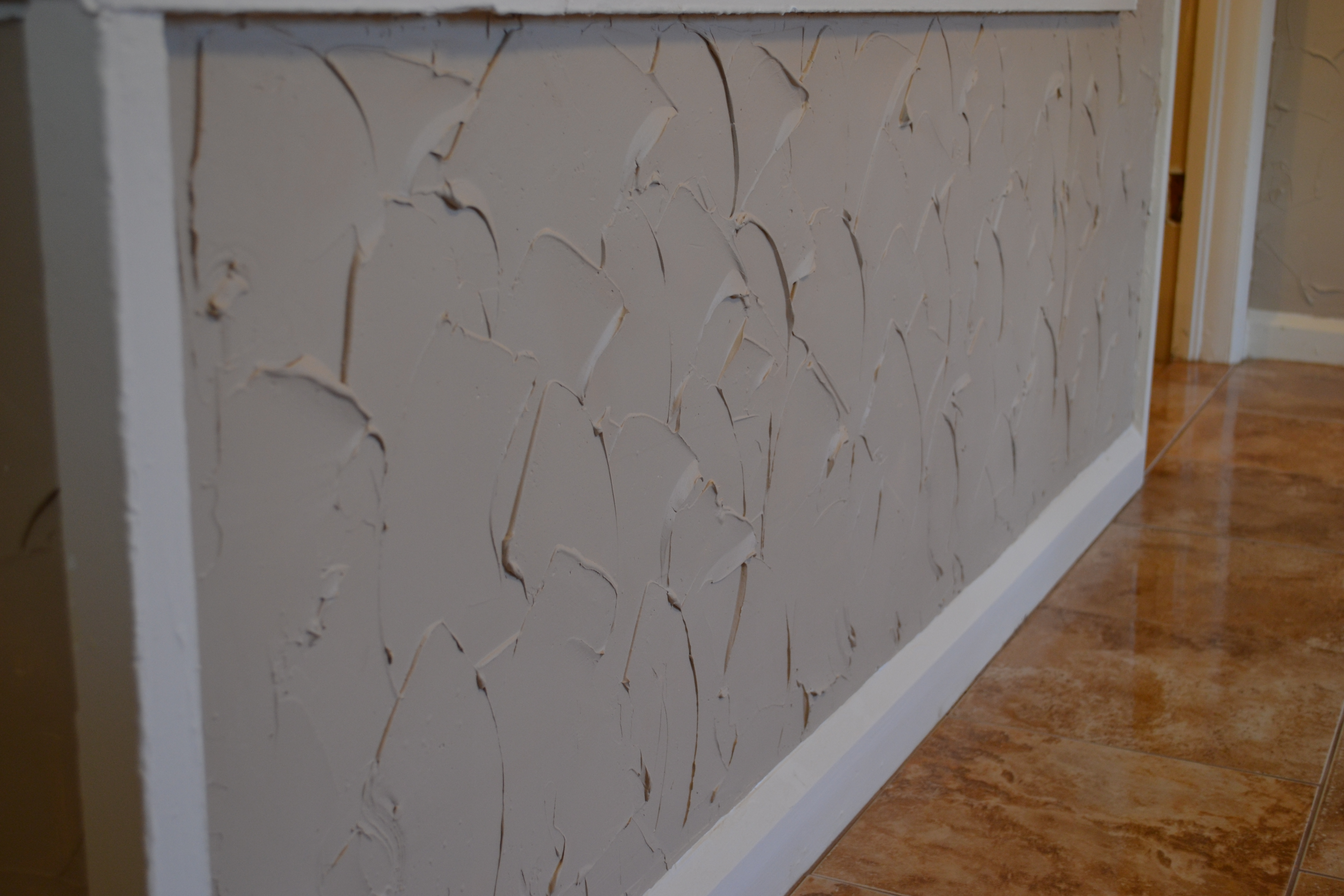 Wall designs with joint compound joy studio design for Wall texture styles